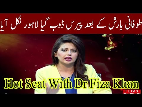 Hot Seat With Dr Fiza Khan | 03 July 2018 | Kohenoor News