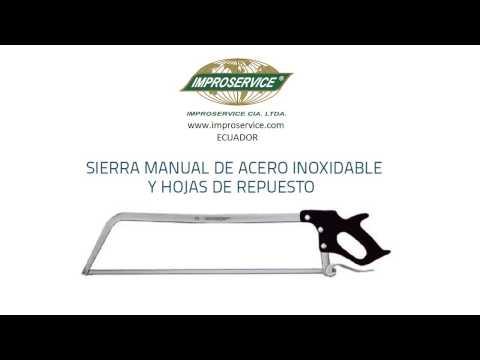 ~Hojas de repuesto para sierra manual - ECUADOR