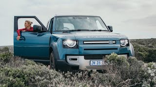 New Land Rover Defender 2020 I The Ultimate Road Trip