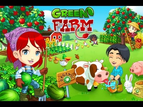 Green Farm 3 wideo