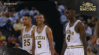 Chris Webber Opens Up About 'Fab 5' & Relationship Of The Group | ALL THE SMOKE