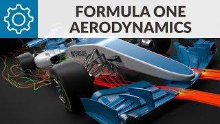 Understanding Formula One 2017 Aerodynamics Using Fluid Flow Simulation