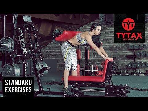 TYTAX® M1 | Lever Donkey Calf Raise