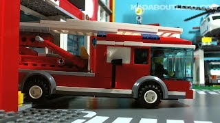 LEGO City Fire Stations New.