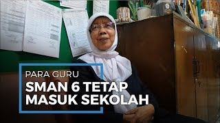 Diliburkan akibat Wabah Corona, Para Guru SMAN 6 Jakarta Tetap Masuk dan Tunggu Keputusan Pemprov
