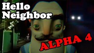 Hello Neighbor Alpha 4 Full Walkthrough