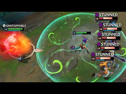 """10 Minutes """"BEAUTIFUL COMBOS"""" in League of Legends"""