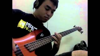 Hysteria - Muse (Bass)