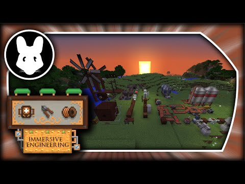 Immersive Engineering: Getting Started Bit-by-Bit - The Basics! Minecraft 1.10.2/1.11.2