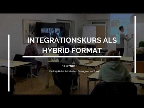 Mit hybriden Formaten Integration weiter möglich machen - Kurzfilm