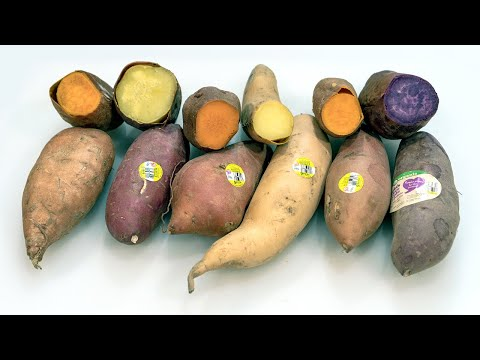 , title : 'Produce Geek's Guide to Sweet Potatoes!