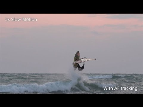 α6300 -5x Slow Motion in Full HD | α | Sony