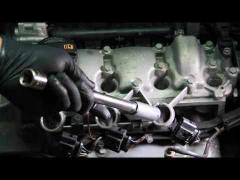 Der Rest des Benzins auf schewrole krus wenn ist das Lämpchen aufgeflammt