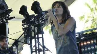 Dragonette - Live In This City LIVE HD (2012) Coachella Music Festival