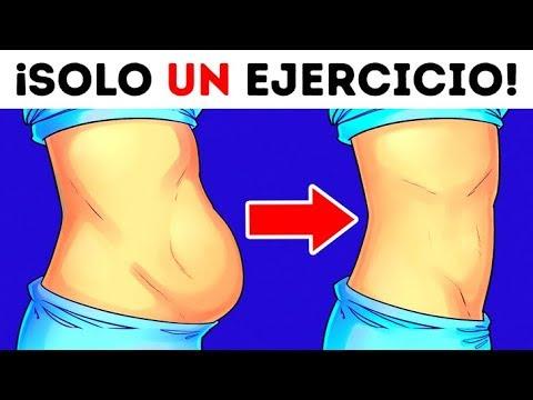 Algunos ejercicios para el adelgazamiento del vídeo