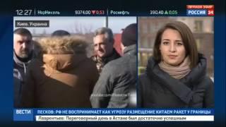 Автомобилисты блокируют въезды в Киев - 24.01.17