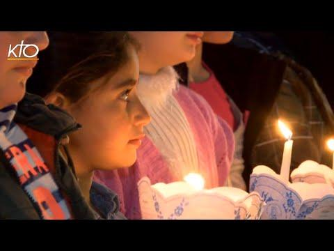 #Erbilight : la Fête des lumières à Erbil