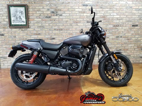 2017 Harley-Davidson Street Rod® in Big Bend, Wisconsin - Video 1