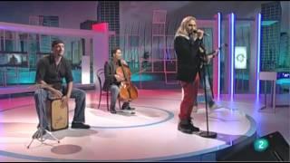 Ender Thomas - Ritual de Amor (Desire) live en La 2