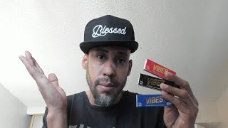 Vibe Rolling Papers -  Hemp,  Rice or Ultra -Thin. by Mr. SparkzAlot