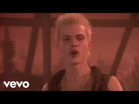 Billy Idol - Dancing With Myself video