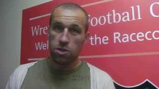 preview picture of video 'David Artell On Returning To Wrexham'