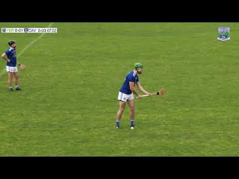 Lory Meagher Cup Round 2: Fear Manach v An Cabhán