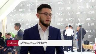 Как заработать на криптовалюте? Интервью с Ильфатом Туйебаевым (AFD, 03.07.2018)