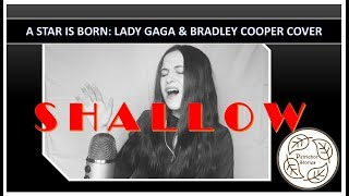 SHALLOW (Cover) || Lady Gaga, Bradley Cooper - A Star is Born || Me singing