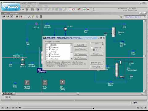 Aspen HYSYS: process modeling class preview