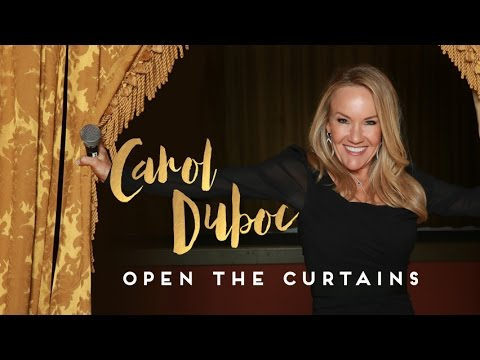 Carol Duboc Open the Curtains with Sheila E, Patrice Rushen SOLO and Bibi McGill from Beyonce's band