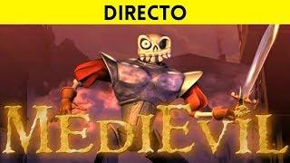 STREAMING ESPAÑOL: MEDIEVIL en PlayStation (PS1/PSX/PS One)
