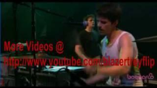 The Dodos - Black Night Live at Bonnaroo (New Song)