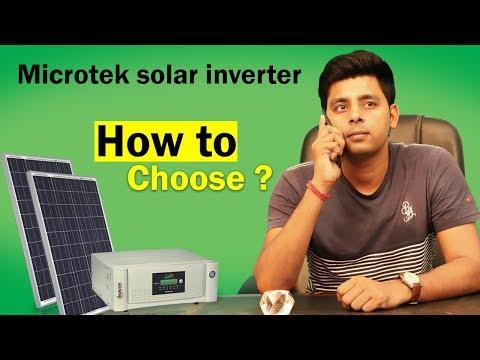 Msun 1135 Off Grid Microtek Solar Inverter