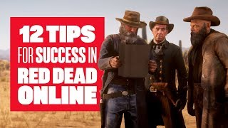 12 tips for success in Red Dead Online
