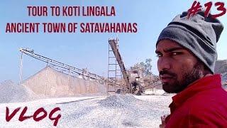 Tour to Koti Lingala ancient town of shatavahanas | Velgatoor | Telugu Vlog #13