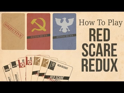 How To Play Red Scare Redux