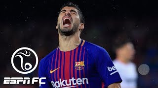 What is wrong with Luis Suarez? | ESPN FC
