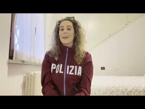 Giro d'Onore 2020 - Il saluto di Vittoria Guazzini