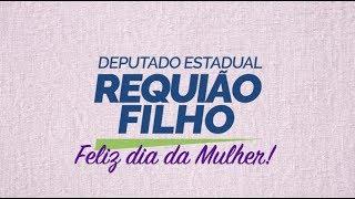Requião Filho grava mensagem pelo Dia Internacional da Mulher
