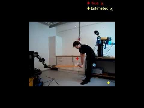 Online Kinematics Estimation for Active Human-Robot manipulation