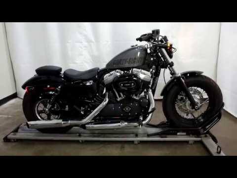 2015 Harley-Davidson Forty-Eight® in Eden Prairie, Minnesota - Video 1