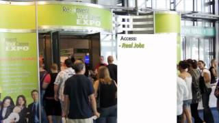 2012 Brisbane Reinvent Your Career Expo TVC