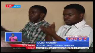 Kenyan leads church for the deaf in Tanzania