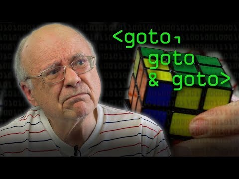 GOTO, Goto & Goto – Computerphile
