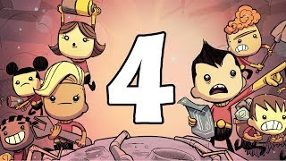 REALLY POOPY WATER... | Oxygen Not Included -  Part 4