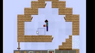 Paper Minecraft 2D 11.3  Minecraft Game