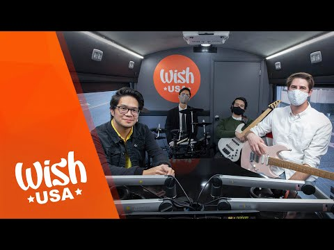 """Rasec Marc performs """"Conclusions"""" LIVE on the Wish USA Bus"""