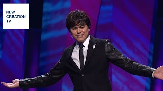 Joseph Prince - Lebe unbesiegt in Jesus 2/4 I New Creation TV Deutsch I