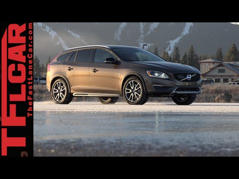 Volvo V60 Cross Country Tech: Almost Everything You Ever Wanted to Know